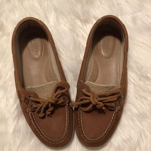 """Sperry Loafers Fisher shoes size 5.5"""""""
